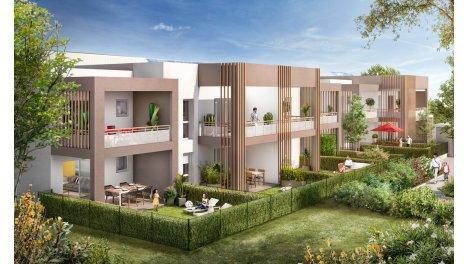 Appartement neuf Les Oléanes à La Fare-les-Oliviers