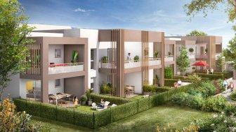 Appartements neufs Les Oléanes à La Fare-les-Oliviers