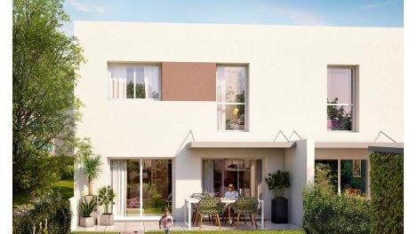 Maisons neuves Les Oléanes à La Fare-les-Oliviers