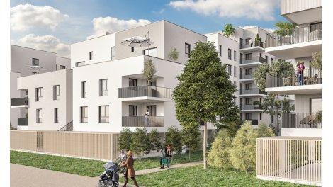 Appartement neuf Esprit des Jalles à Eysines