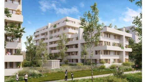 Appartement neuf Novarea à Cergy