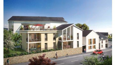 Appartement neuf Caden'Ciel investissement loi Pinel à Tours