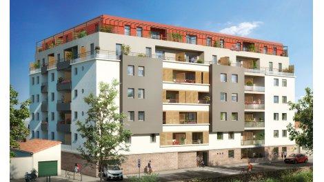 Appartement neuf Idéa à Marseille 10ème