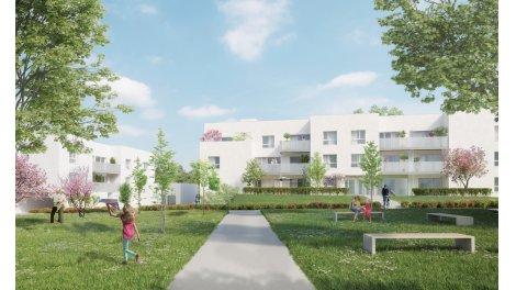 Appartement neuf En[vert]gure à Chambray-les-Tours