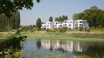 Appartements neufs Villa Eugénie à Marnes-la-Coquette