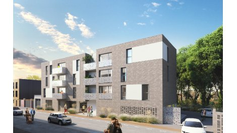 Appartement neuf Symbioz éco-habitat à Haubourdin