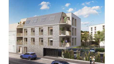 immobilier ecologique à Faches-Thumesnil