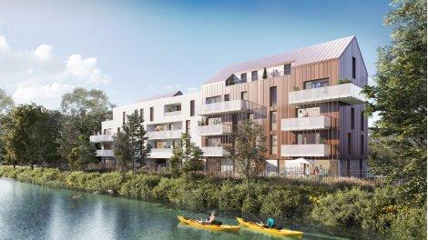 Appartement neuf Villeo éco-habitat à Marquette-Lez-Lille