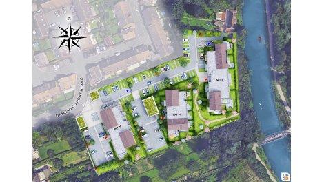 immobilier basse consommation à Marquette-Lez-Lille
