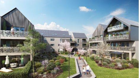 Appartement neuf Signature éco-habitat à Marcq-en-Baroeul