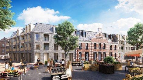 Appartements neufs Triptik investissement loi Pinel à Faches-Thumesnil