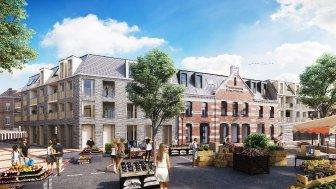 Appartements neufs Triptik éco-habitat à Faches-Thumesnil