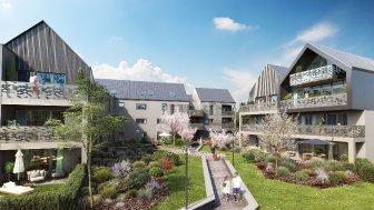 Appartements neufs Signature investissement loi Pinel à Marcq-en-Baroeul