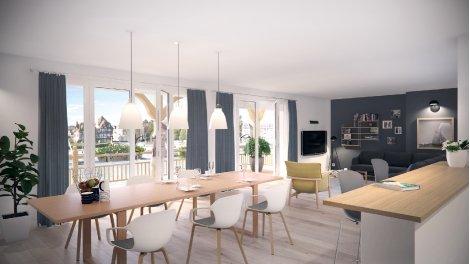 logement neuf à Deauville