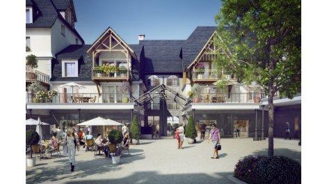investir dans l'immobilier à Deauville