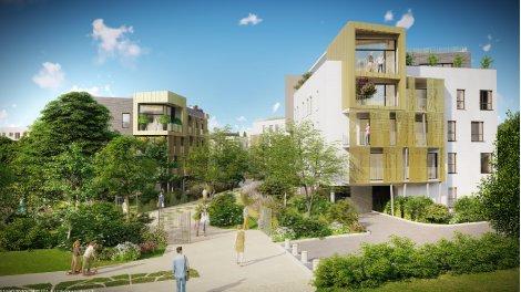 Appartement neuf Les Terrasses de Bry éco-habitat à Bry-sur-Marne