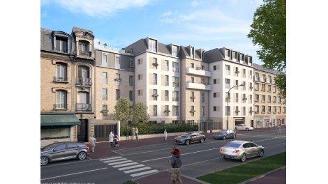 Appartement neuf Villa Appoline investissement loi Pinel à Le Vésinet