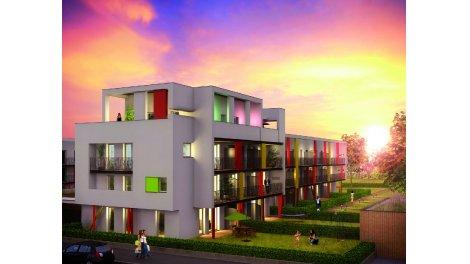 Appartement neuf Le Jardin des Capucines à Dijon