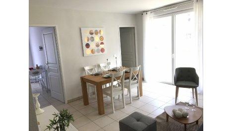 appartement neuf à Dijon