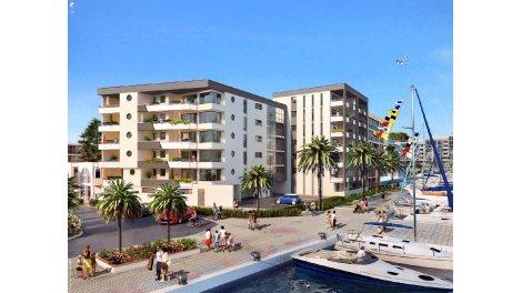 Appartement neuf Coeur Plaisance à Canet-en-Roussillon