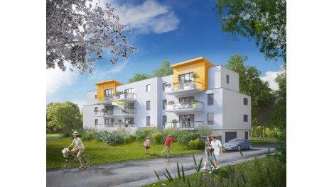 Appartement neuf Les Jardins de l'Ill - Nouvelle Résidence à Altkirch