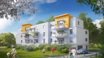 Appartements neufs Les Jardins de l'Ill - Nouvelle Résidence à Altkirch