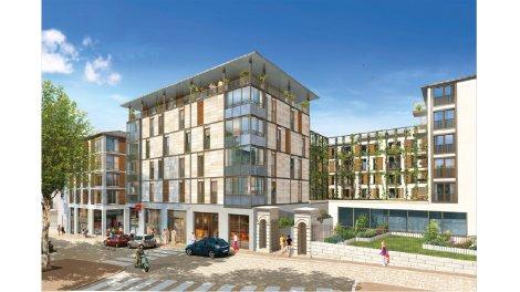 Appartements neufs Monnaie Gouverneurs à Bayonne