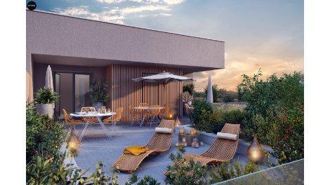 Appartements neufs Open Garden éco-habitat à Cergy
