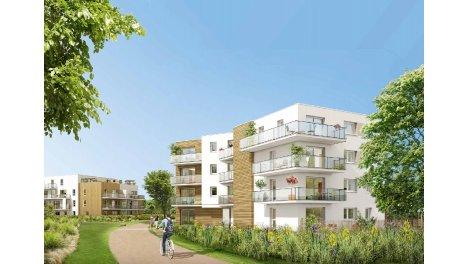 Appartement neuf Inspirations - Parc Vertigo éco-habitat à Mont-Saint-Aignan