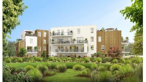 Appartement neuf Equilibre - Parc Vertigo éco-habitat à Mont-Saint-Aignan
