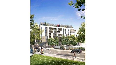 Appartement neuf Signature investissement loi Pinel à Epinay-sur-Seine