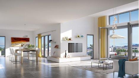 Appartement neuf Eklore à Villeneuve-Loubet