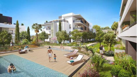 Rd4c grasse programme immobilier neuf for Achat maison antibes juan les pins