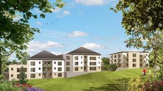Appartements neufs Le Domaine de la Gruette à Saint-Cyr-sur-Loire