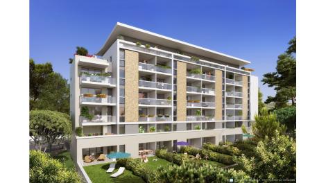 Appartement neuf Esprit 9ème à Marseille 9ème