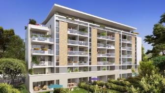 Appartements neufs Esprit 9ème investissement loi Pinel à Marseille 9ème