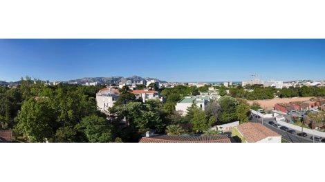 logement neuf à Marseille 9ème