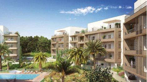 Appartement neuf Domaine des Cigales - Tranche 2 à Fréjus