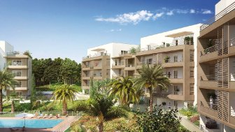 Appartements neufs Domaine des Cigales - Tranche 2 à Fréjus