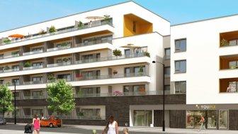 Appartements neufs Résidence Mélody éco-habitat à Saint-Jacques-de-la-Lande