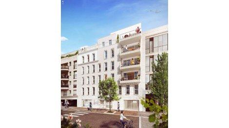 Appartement neuf L'Inattendu investissement loi Pinel à Suresnes