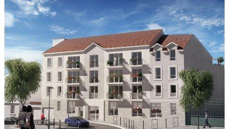 Appartement neuf Villa Tiffany éco-habitat à Meaux