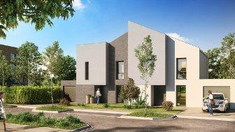 Appartements et maisons neuves Les Allées de la Cense éco-habitat à Baisieux