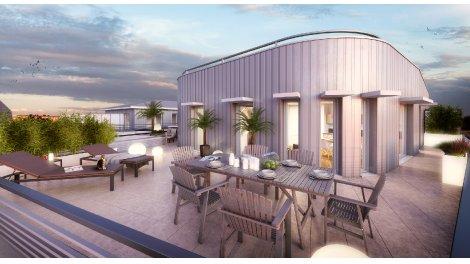 Appartement neuf Aktuelle investissement loi Pinel à Rosny-sous-Bois