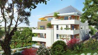 Appartements neufs Les Jardins du Château éco-habitat à Annecy