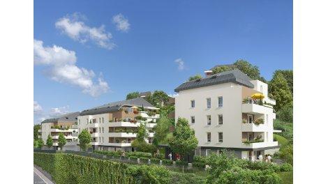 logement neuf à Annecy