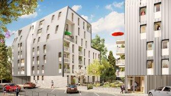 Appartements neufs L'Empreinte investissement loi Pinel à Lille