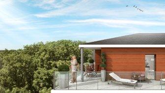 Appartements neufs Résidence Bleu Horizon - Orléans investissement loi Pinel à Orléans