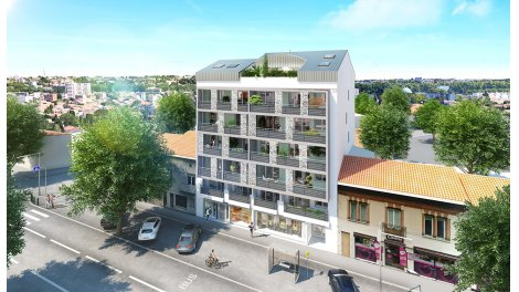Appartement neuf L'Intervalle à Toulouse