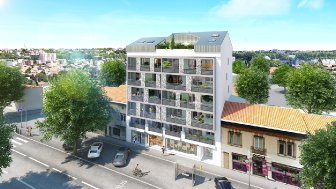 Appartements neufs L'Intervalle à Toulouse